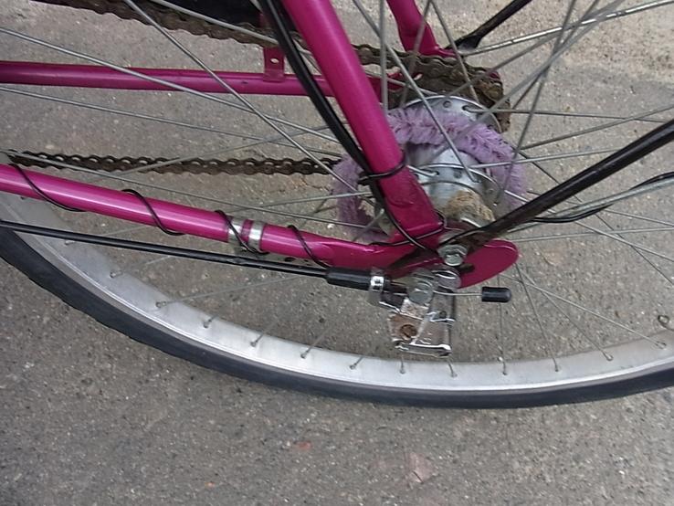 Велосипед COMPACT на 26 кол. з Німеччини, фото №10