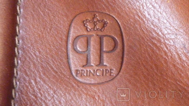 Чемодан.дорожная сумка Principe.made in Italy.кожа, фото №8