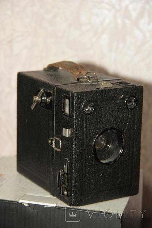 Фотокамера Zeiss Ikon Box Tengor 54/2