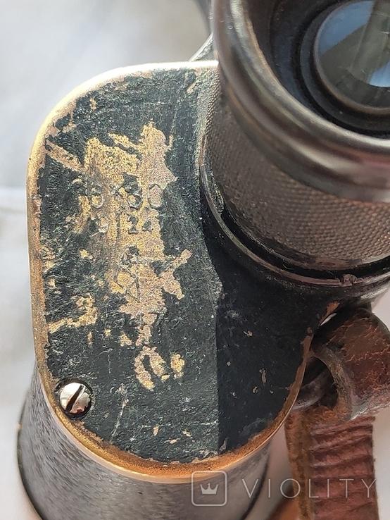 Бинокль 6х30 кратность, 1947 год, фото №7