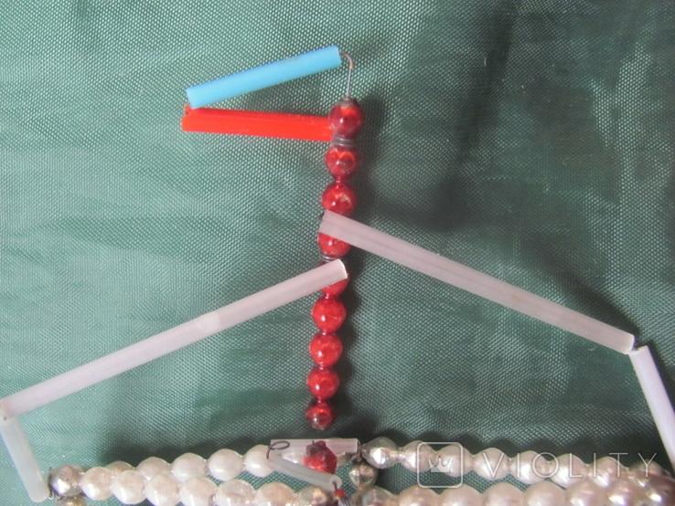 Ёлочная игрушка Кораблик, фото №5