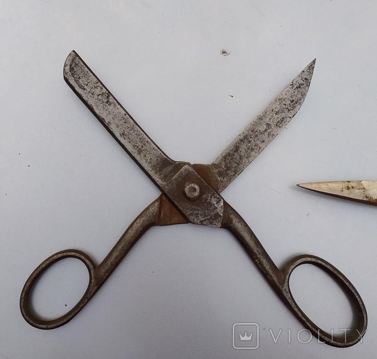 Ножницы 1882 года + бонус, фото №7