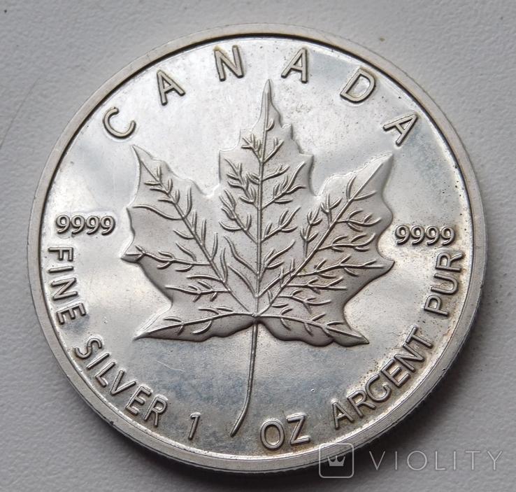 5 долларов Канада 2013, фото №2