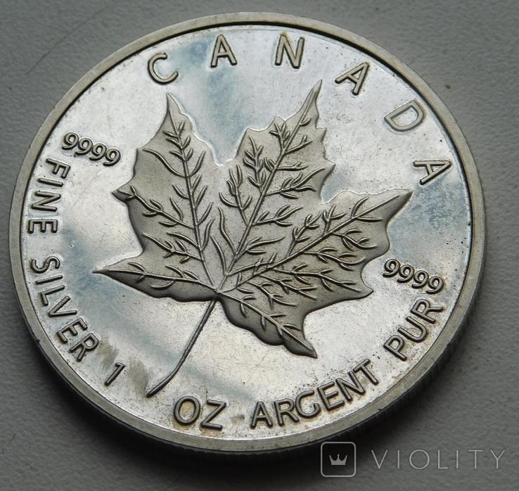 5 долларов Канада 2013, фото №3