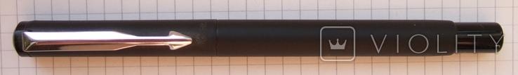 Паркер Вектор чёрный матовый. Оригинал. Сделан в Англии в 2006 году., фото №3