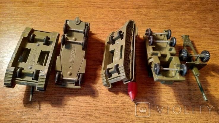 Военная техника СССР В количестве 5 шт.В отличном коллекционном состоянии, фото №4