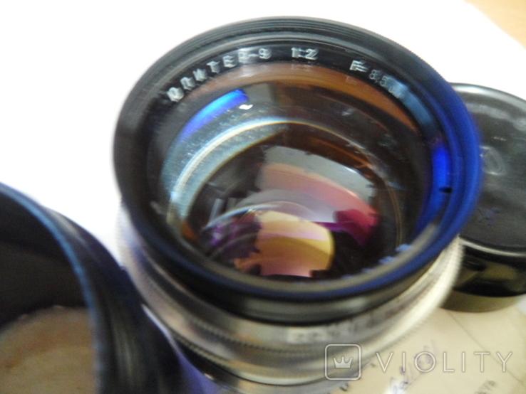 Объектив юпитер 9, фото №3