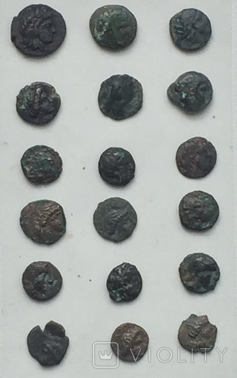 Коллекция монет Ольвии., фото №2