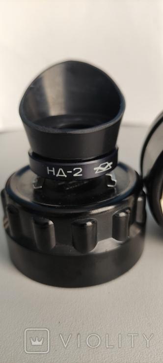 Наглазник НД-2 в футляре, фото №4