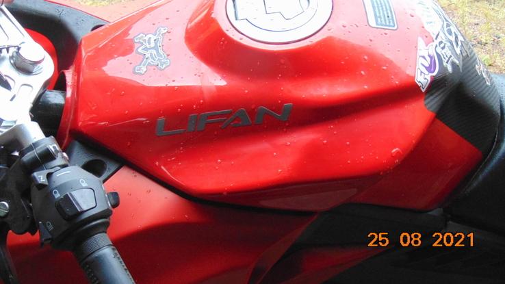 Мотоцикл LIFAN 200, фото №3