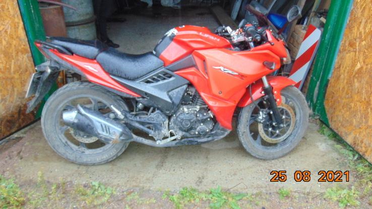 Мотоцикл LIFAN 200, фото №7
