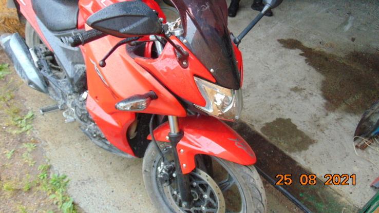 Мотоцикл LIFAN 200, фото №8