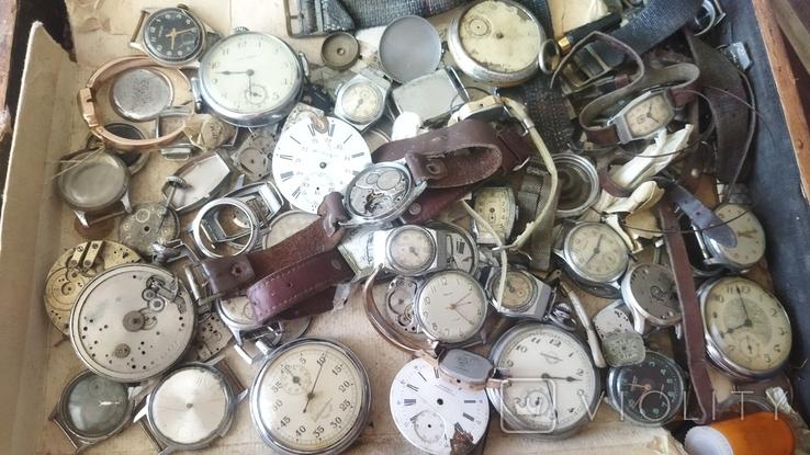 Часы разные на реставрацию., фото №3