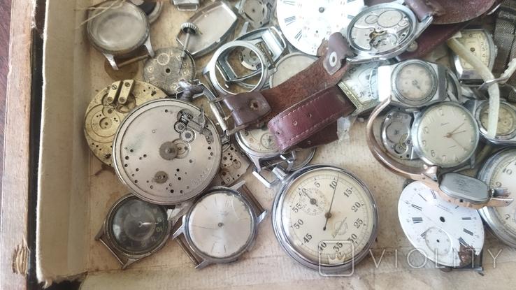 Часы разные на реставрацию., фото №5