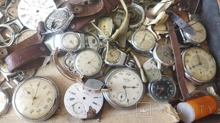 Часы разные на реставрацию., фото №6