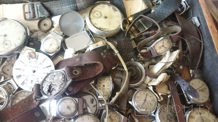 Часы разные на реставрацию., фото №7