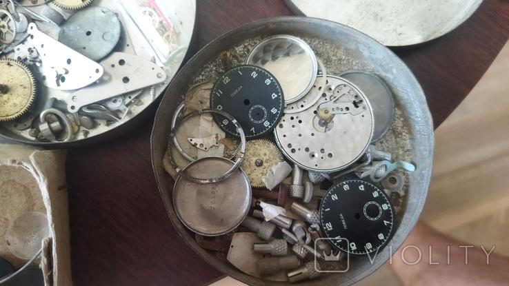 Часы разные на реставрацию., фото №11
