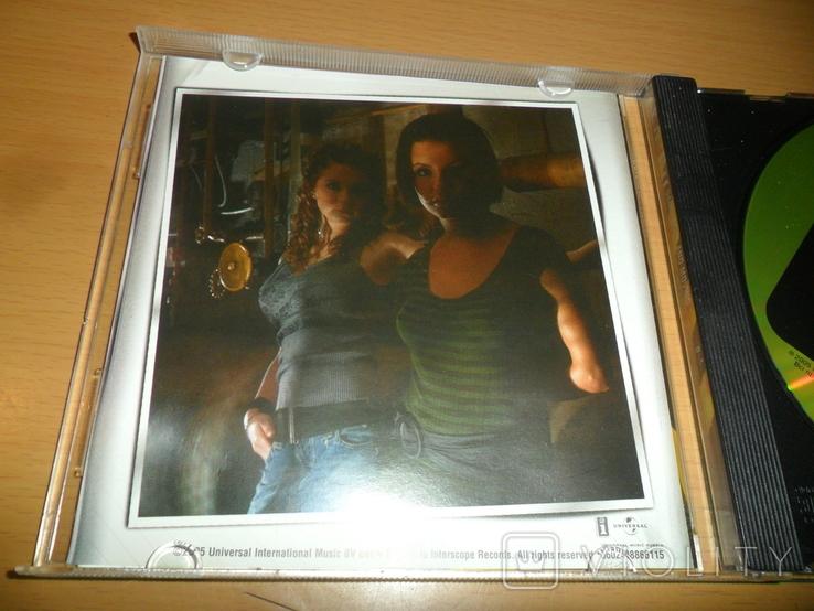 CD диск Тату - Dangerous and Moving T.A.T.U., фото №5