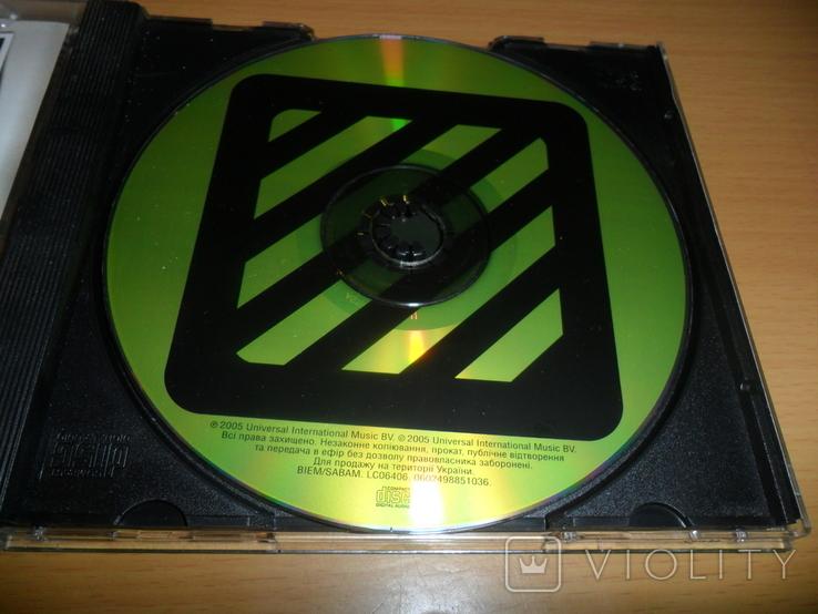 CD диск Тату - Dangerous and Moving T.A.T.U., фото №8