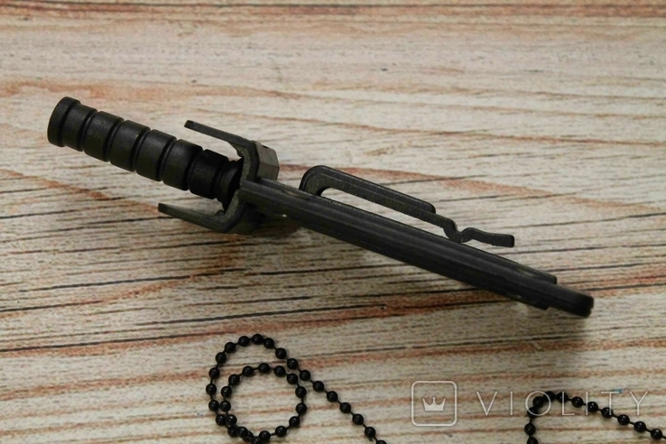 Мини армейский нож USMC. реплика, фото №11