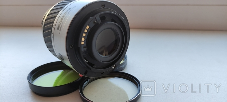 Minolta 35-80 +светофильтры, фото №5