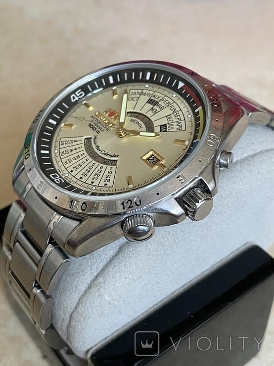 Часы Orient Multi-Year Calendar EU03-COCA, фото №3