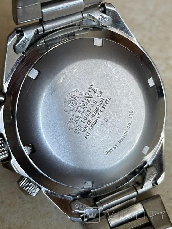 Часы Orient Multi-Year Calendar EU03-COCA, фото №5