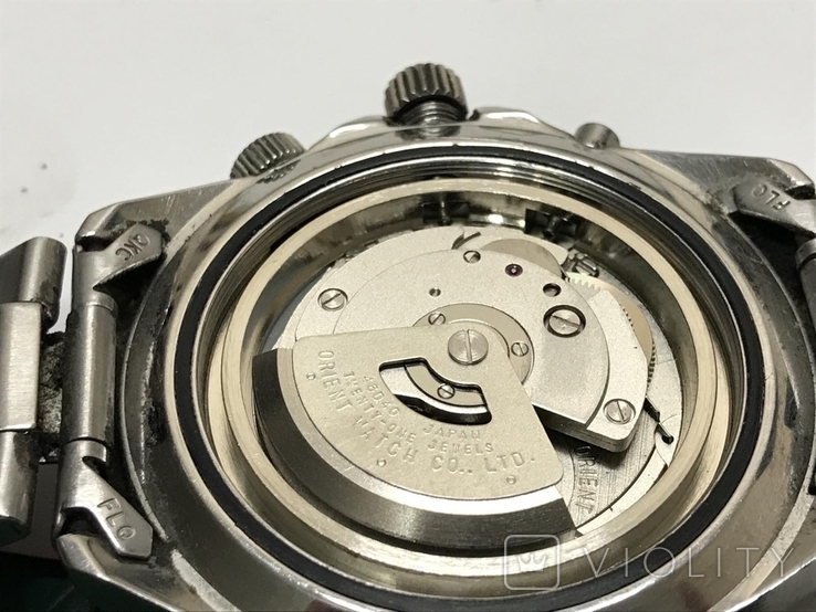 Часы Orient Multi-Year Calendar EU03-COCA, фото №6