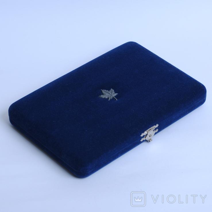 Набор 25 Центов 1992 125 лет Конфедерации, Канада, фото №9