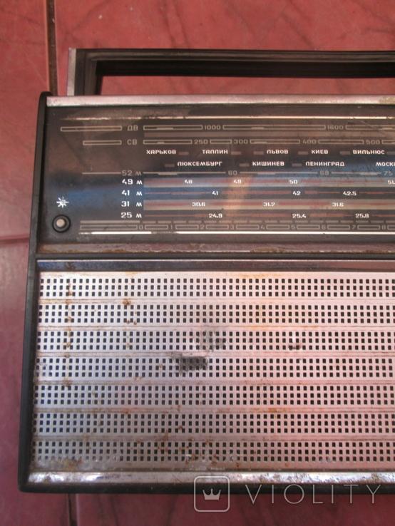 Радиоприемник VEF202, фото №5