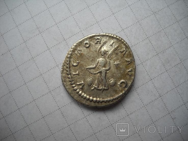 Денарий Элагабал (218-222), фото №5
