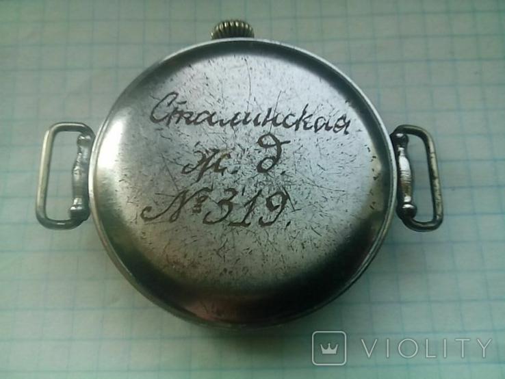 Наручные часы 1938г.На ходу., фото №3