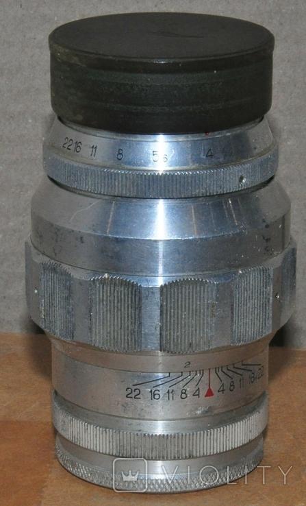Юпитер-11. Доработан под М42, фото №2
