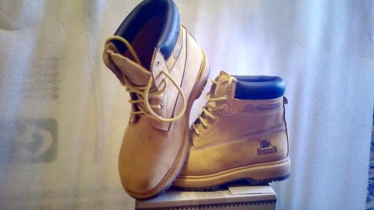 Защитные ботинки Groundwork safety оригинал.42р., фото №2