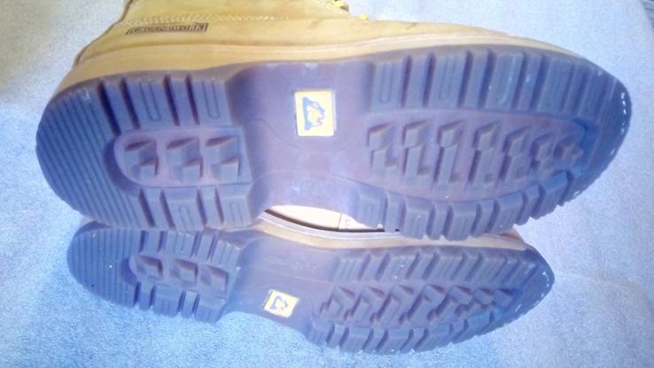 Защитные ботинки Groundwork safety оригинал.42р., фото №6