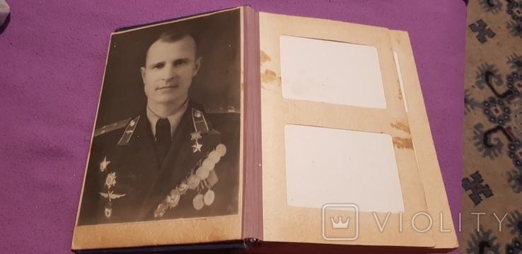 Большое фото ГСС с альбомом, фото №3