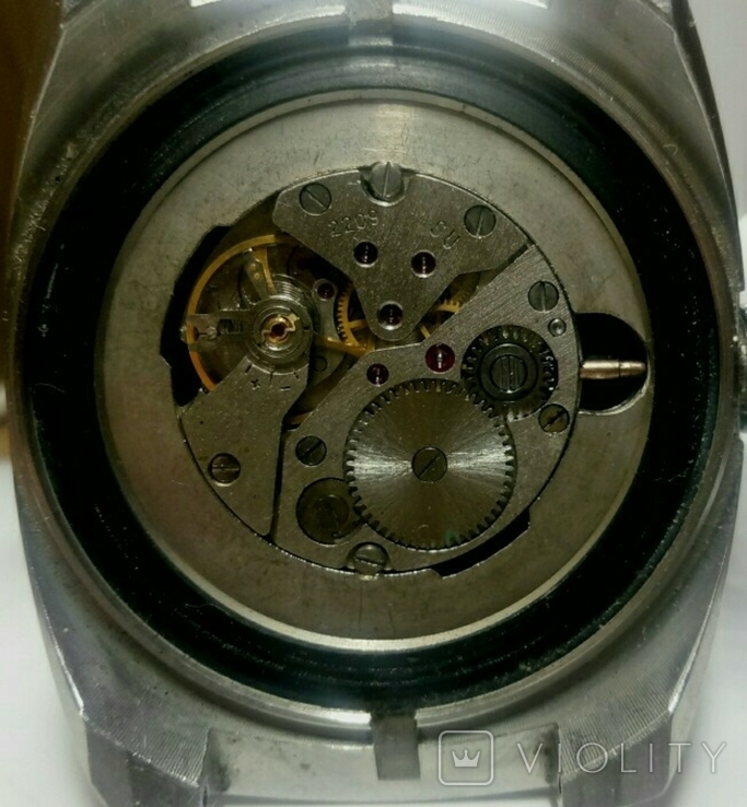 Часы Восток Амфибия, фото №8