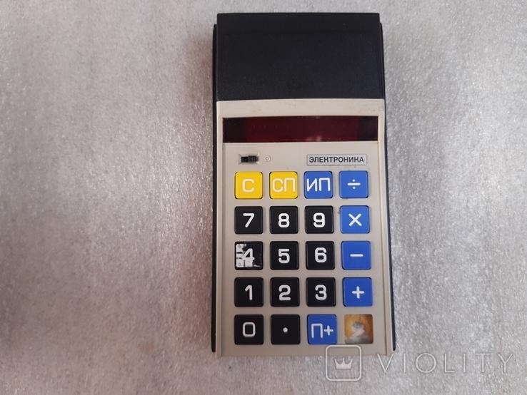 Микрокалькулятор Электроника Б3-24 г, фото №3