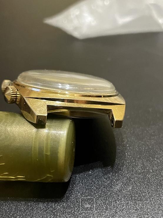Часы наручные СССР Полёт Будильник Ау5 на уверенном ходу, фото №7