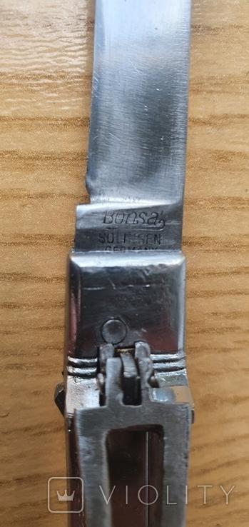 Выкидной нож Solingen Bonsa, фото №6