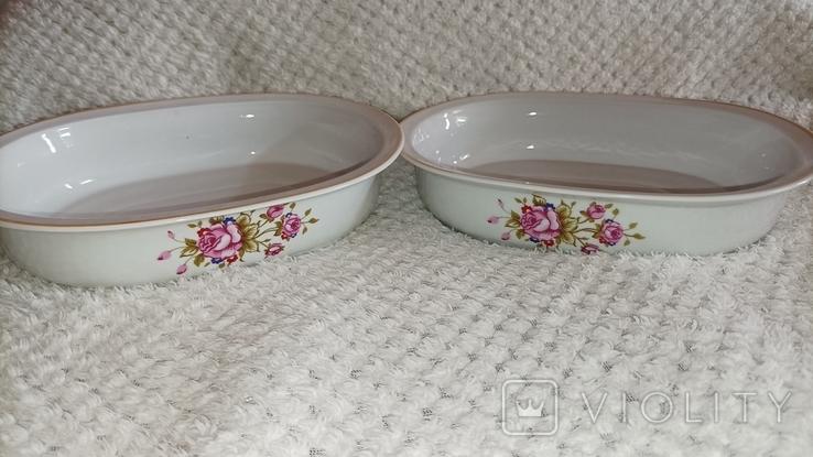 Дві салатниці Коростень, фото №4