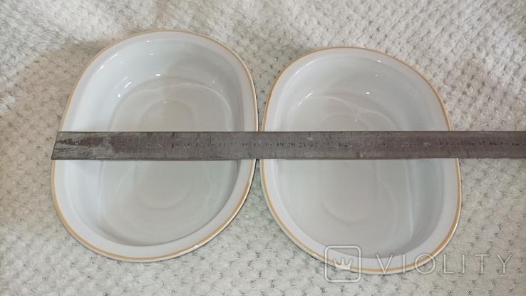 Дві салатниці Коростень, фото №7