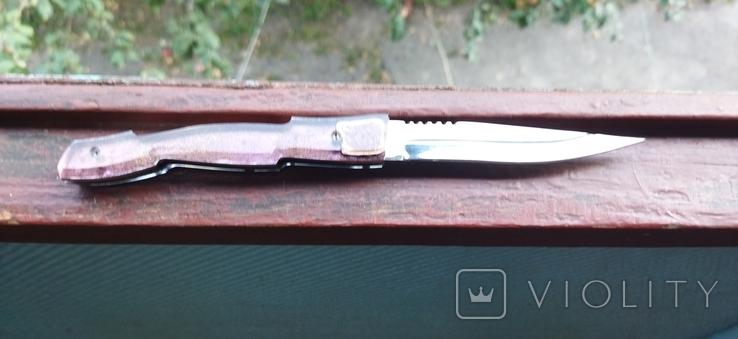 Выкидной нож (с секретом), фото №12