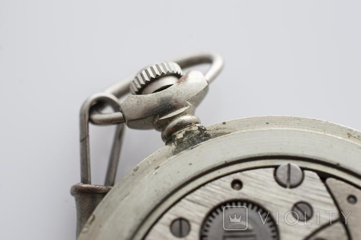 """Годинник кишеньковий """"Молнія"""" кораблик, фото №10"""