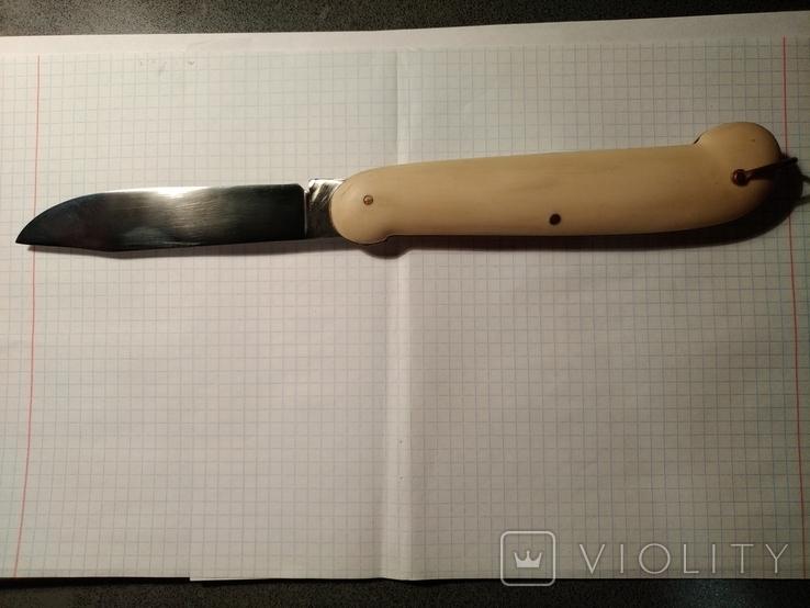 """Нож чабана """"Чабанский"""" 1980 г., фото №11"""
