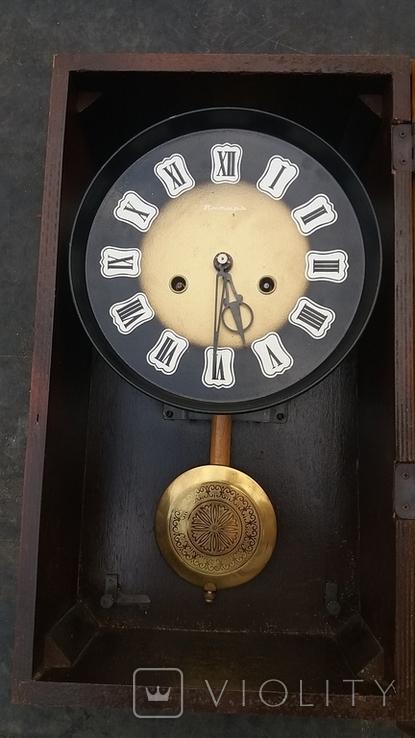 Часы Янтарь, фото №9
