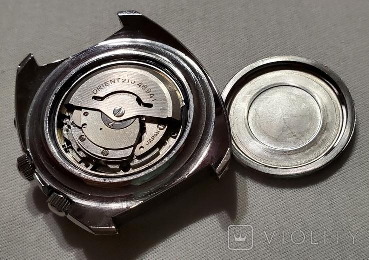 Японские часы Orient-KD королевский дайвер 1970 годов Japan., фото №8