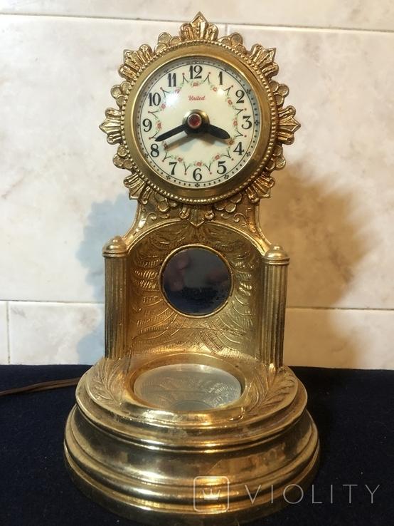 Часы электрические США, фото №4