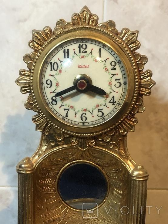 Часы электрические США, фото №2