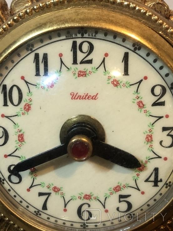 Часы электрические США, фото №6
